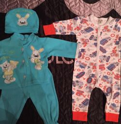 Things on toddler pack