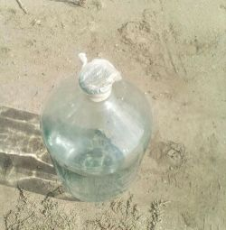 20 litrelik şişe
