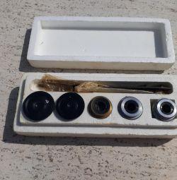Microscope Eyepiece Kit