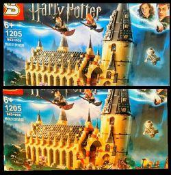 Лего Гарри Поттер Замок Хогвартс
