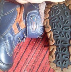 Χειμερινές μπότες r.30 (16εκ.)