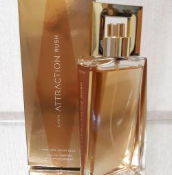 Atracție Rush 50 ml Avon disponibil feminin