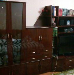 Perete în sufragerie