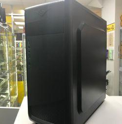 Отличный игровой ПК Core i5/ 8Gb/AMD Radeon R9