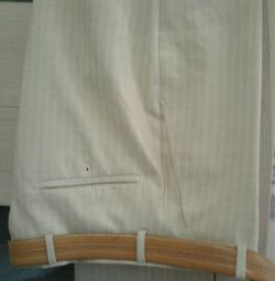 Men's trousers 48
