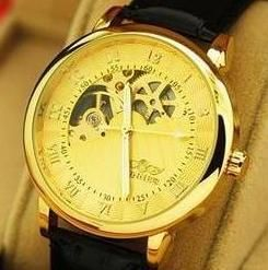 New mechanical watch with automatic winding Winner
