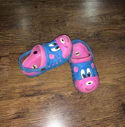 Сабо крокси сандалі для пляжу