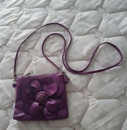 El çantaları yeni deri Hindistan