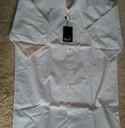 New men's shirt