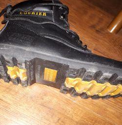 Koca'nın botları yeni!