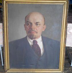 Portrait of V.I. Lenin