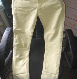 Jeans volumul de faruri