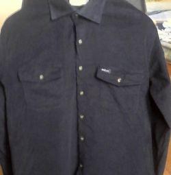 Shirt velvet 50-52r