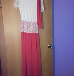 Rochie frumoasă la podea! 44-46r