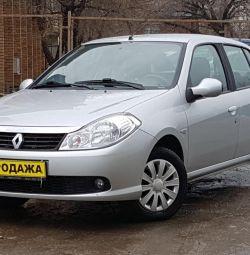 Renault Symbol, 2012