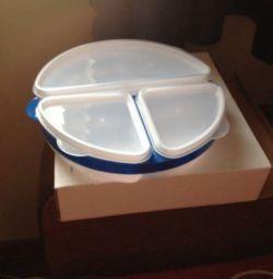 Набор посуды для СВЧ печи