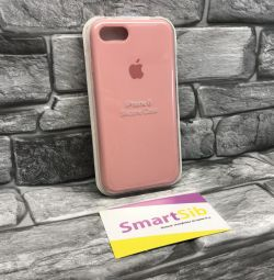 Cover for iPhone 7 Pink