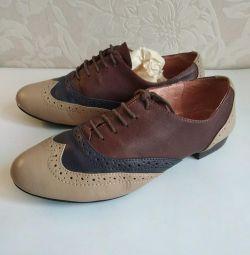 Παπούτσια nat.kozha 37r