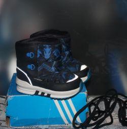 adidas kar botları