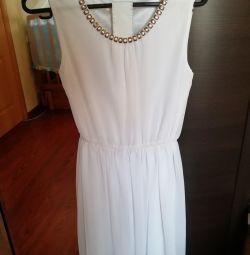 Λευκό χιόνι φόρεμα