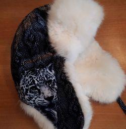 Pălăria Ushanka este aproape nouă