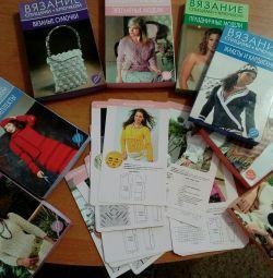 Cărți de tricotat și de croșetat