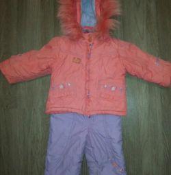 костюм зимовий