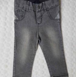 джинсы 80
