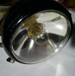 Headlight finder