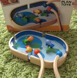 Παιχνίδια σχεδίου αλιείας