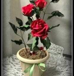 Interior composition RED ROSES from Foma