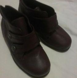 Semi batinka p-p 36 nat leather