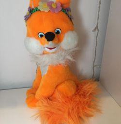 Vulpe de jucărie
