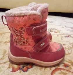 Χειμώνας μπότες Καπικά