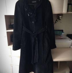 Süet ceket