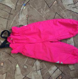 Îmbrăcăminte pentru salopete de la Reima