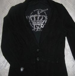 Yeni Görünümlü bir baskı ile ceket / ceket, s.48