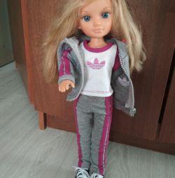 Adidas σορτς για κούκλα