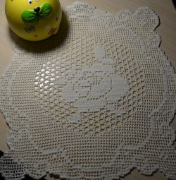 Servetele tricotate