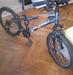 Bicicleta adolescentă