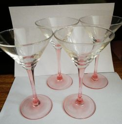 Champagne glasses 4 pcs.