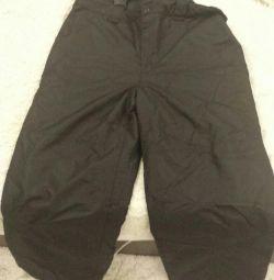 Professional men's pants