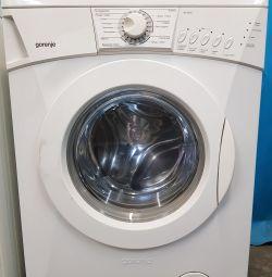 Washing machine Gareniya, delivery
