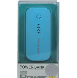 Εξωτερική μπαταρία Power Bank 5000 mAh