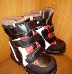 Orteks, νέες χειμωνιάτικες ορθοπεδικές μπότες 22ρ.