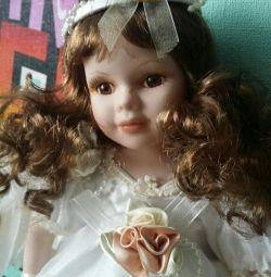 Фарфоровая кукла 2