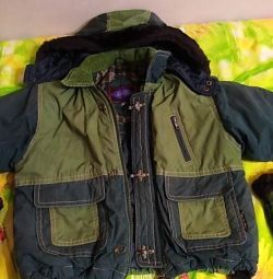 Children's jacket for 3-5 years