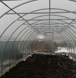 Greenhouse Sliding Roof 3/4 art№ 3/4