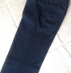Pantaloni înălțime clasică 134