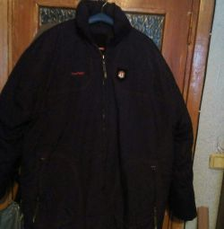 Hooded jacket new p 58